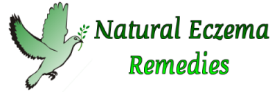 Eczema Treatment Logo - Green Dove with twig in mouth